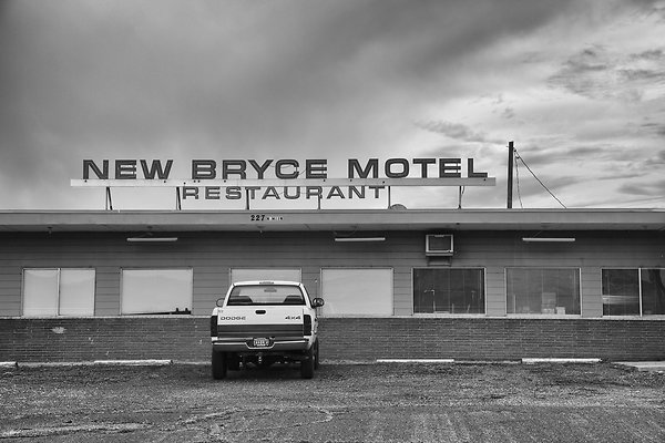 new bryce motel